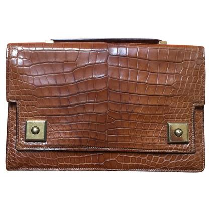 """Hermès """"Piano Bag"""" krokodillenleer"""