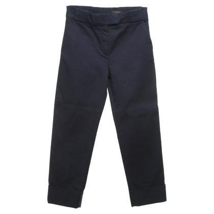 Cos Pantalon en bleu foncé