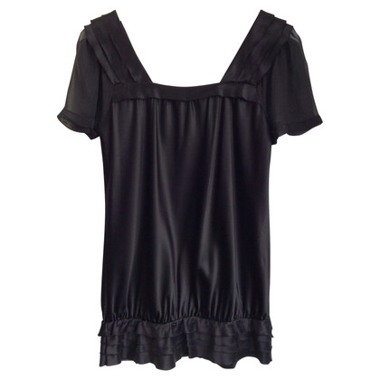 Philosophy di Alberta Ferretti top silk