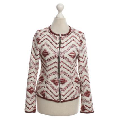 Other Designer C'est tout - jacket with red details