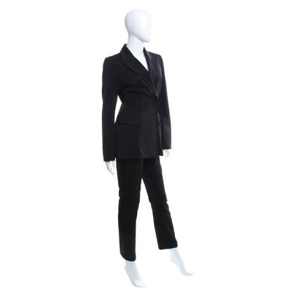 Plein Sud Tailleur pantalone in nero