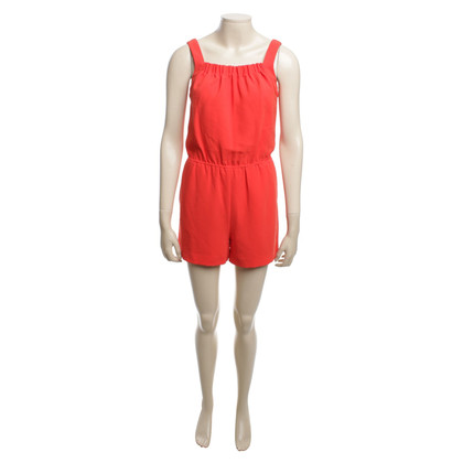 Reiss Jumpsuit in red