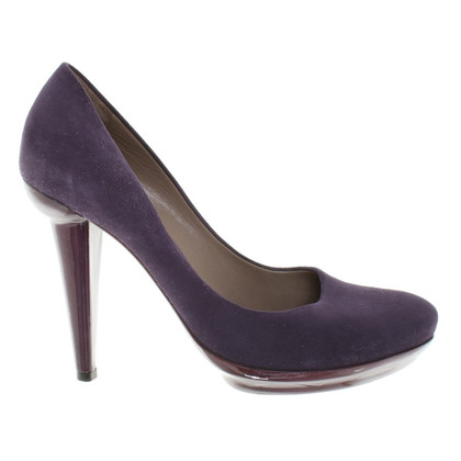 Bottega Veneta pumps in Violet