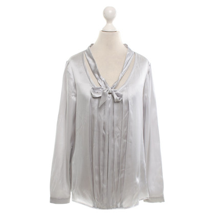 Max & Co Silk blouse in grey