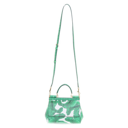 "Dolce & Gabbana ""Miss Sicily Medium Satchel Bag"""