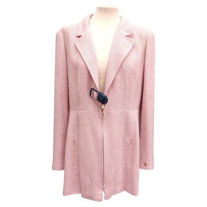 Chanel Long blazer