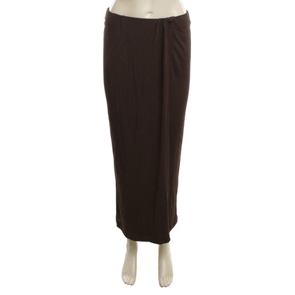 René Lezard skirt in brown