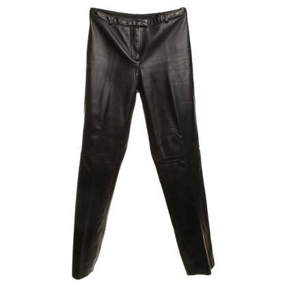 Rena Lange trousers made of lambskin