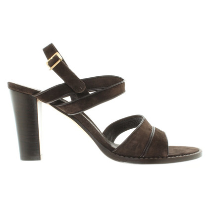 Loro Piana Sandals of suede