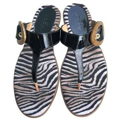 Hogan sandales