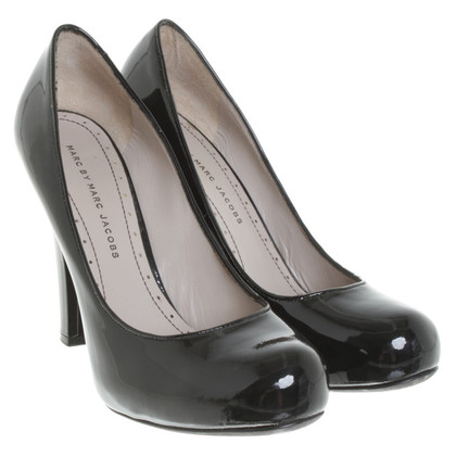 Marc Jacobs pumps in patent leather