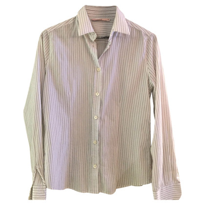 Red Valentino Blouse with striped pattern
