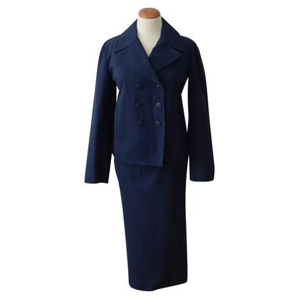 Miu Miu Costume in blue