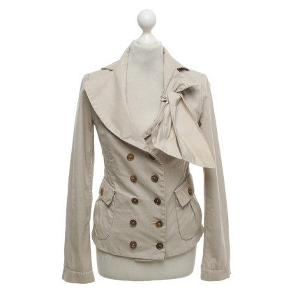 Moncler Short jacket with bow