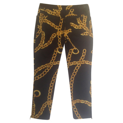 Céline trousers with Chain Print