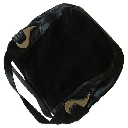 Baldinini Handtasche aus Wildleder