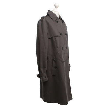 René Lezard Trenchcoat in gray