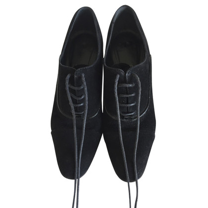 Tod's pumps for lacing