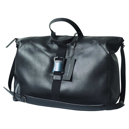 Christopher Kane Leather travel bag