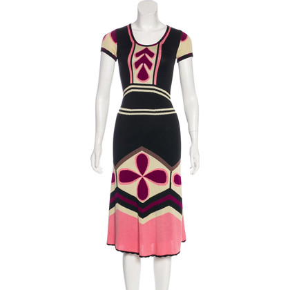 Temperley London Kleid in Multicolor