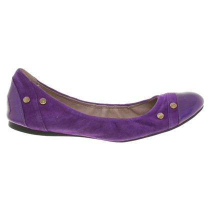 Vince Camuto Ballerinas in purple