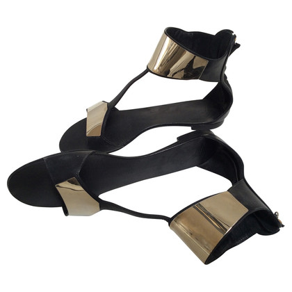 Giuseppe Zanotti Sandals with metal details