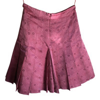 Strenesse Pleated skirt made of silk