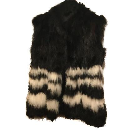 Other Designer Jigsaw - fur jacket