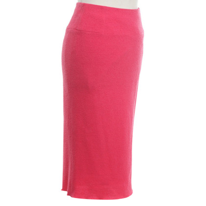 Oscar de la Renta Pencil skirt in pink