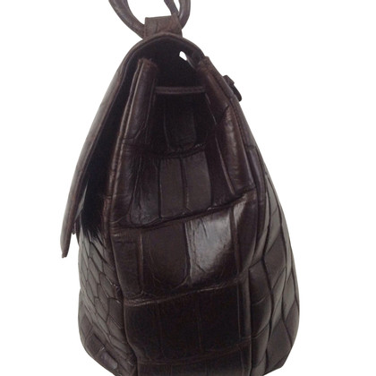 Other Designer Giosa - handbag in brown