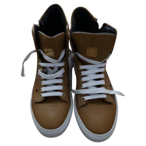 size 40 3eb8c 4c3a5 MCM scarpe da ginnastica - Second hand MCM scarpe da ...