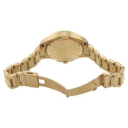 Marc by Marc Jacobs orologio da polso in oro color