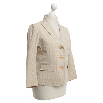 Sonia Rykiel Blazer with striped pattern