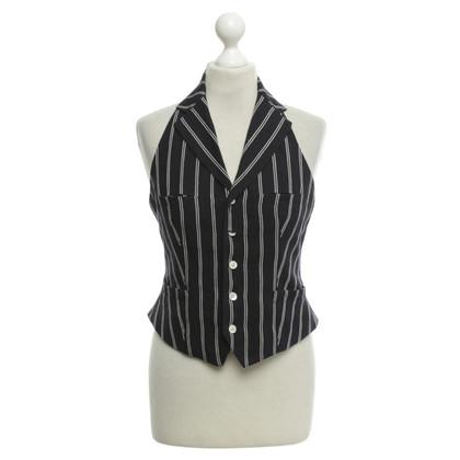 Ralph Lauren Vest with stripes pattern