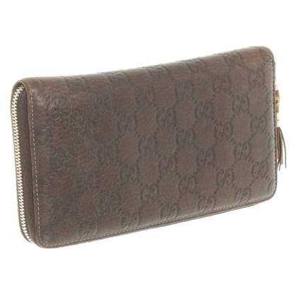 Gucci Cbdb0402 in reliëf portemonnee