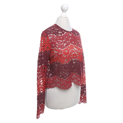 Sandro Top in rood