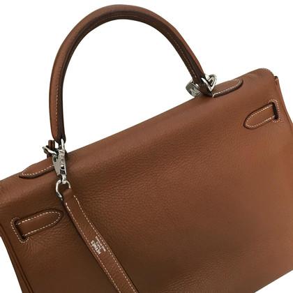 """Hermès """"Kelly Bag 35 Togo leather"""""""