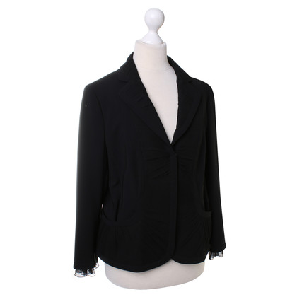 Moschino Blazer in nero
