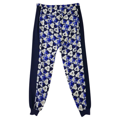 Baum und Pferdgarten Silk trousers with pattern