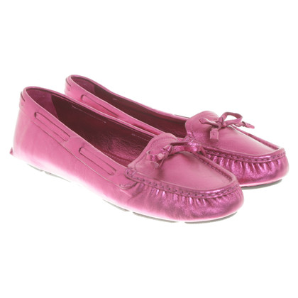 Prada Loafer in Pink