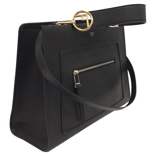 Fendi Handtasche Schwarz 2JZv84Gv