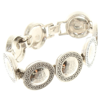 Gianni Versace Silver colored bracelet
