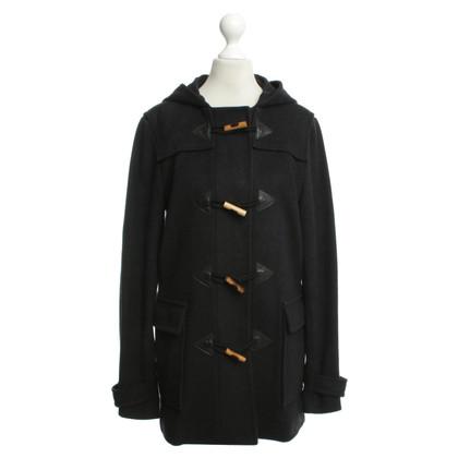 Hugo Boss Mantel aus Wolle