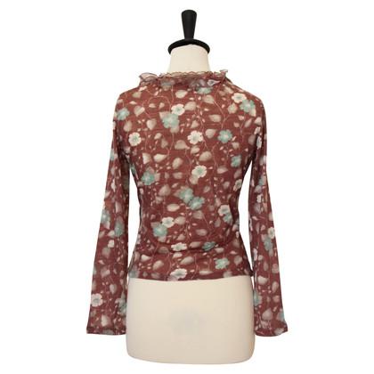 La Perla De t-shirt van wol