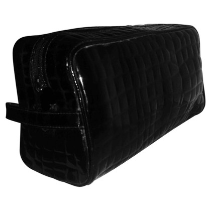 Brunello Cucinelli clutch nel look in pelle di coccodrillo