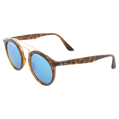 Ray Ban Sunglasses with blue glasses
