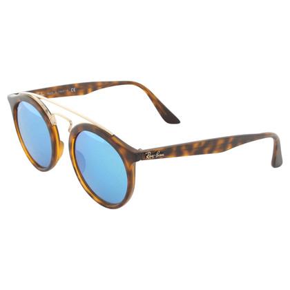 Ray Ban Occhiali da sole con lenti blu
