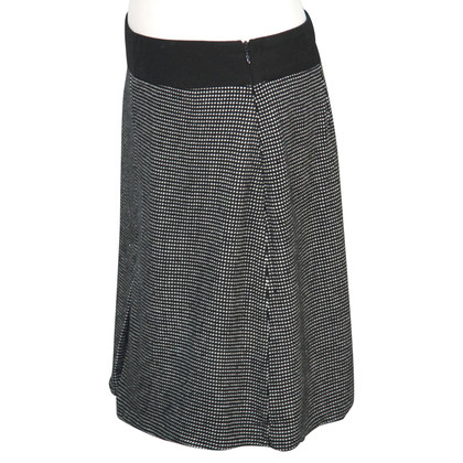 Hobbs Checkered skirt