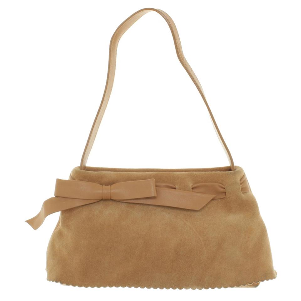 furla handtasche aus wildleder second hand furla handtasche aus wildleder gebraucht kaufen f r. Black Bedroom Furniture Sets. Home Design Ideas
