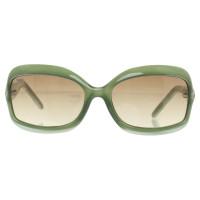 Borsalino Sonnenbrille in Grün